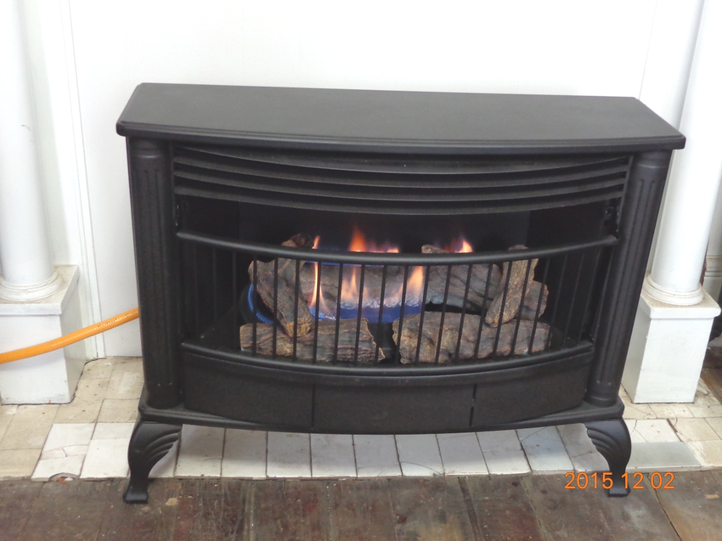 installing vent free procom stoves